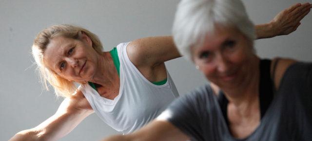 Nyt hold: Pilates for seniorer!