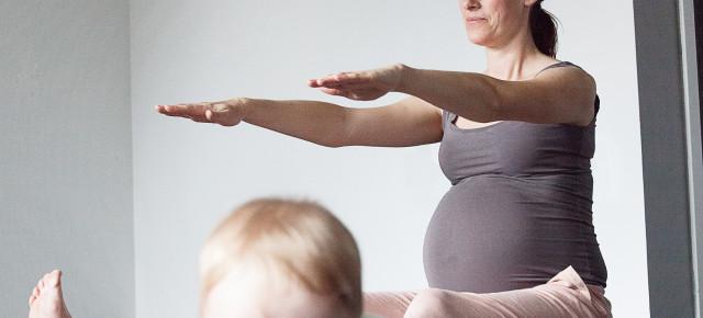 Hvorfor er det vigtigt at træne før, under og efter en graviditet?